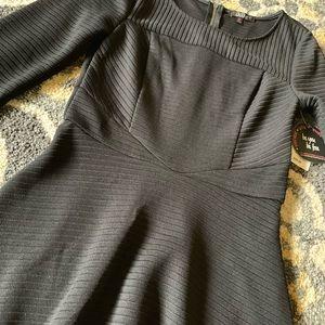 BeBop Dresses - NWT Black Skater Dress